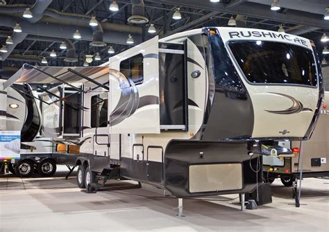 2012 crossroads rv rushmore fifth wheel series m 38 ck the rv industry s annual trade show sponsored by the rvia