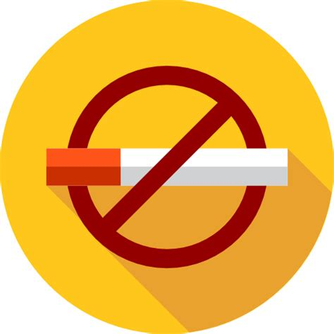 no smoking sign vector png no smoking free signs icons