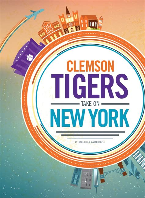 Clemson Mba Career Services by The Exchange Magazine Clemson