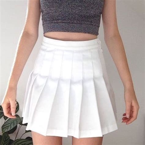 white pleated tennis skirt s fashion on carousell