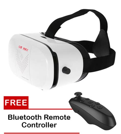 Vr Max vr max 3d vr glasses reality glasses vr headset 2d 3d for smartphones