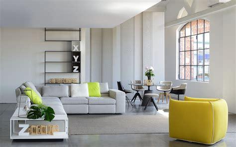 soggiorni di design 20 divani angolari di design per il soggiorno living