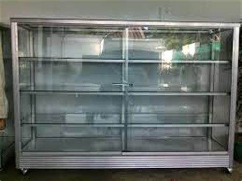 Etalase Kaca Aluminium aluminium etalase toko harga jual aquarium dan etalase murah di jakarta