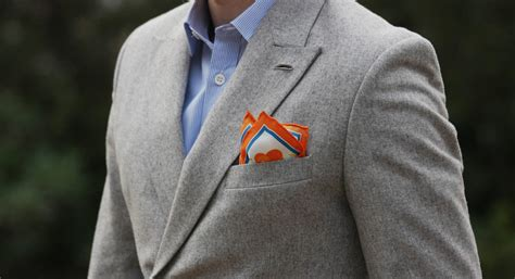 Tonic Square tonic pocket square striiiipes