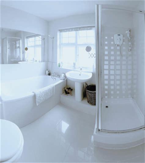 easy clean bathroom design amenagement de salle de bains le coin salle de bains avec