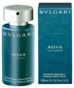 Deodorant Original Bvlgari Aqva deodorant