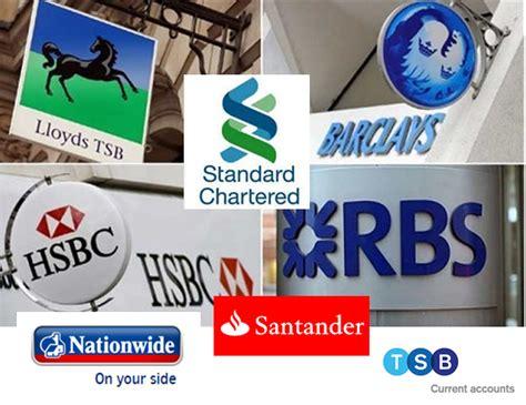 best bank top 5 uk banks ranking banks best