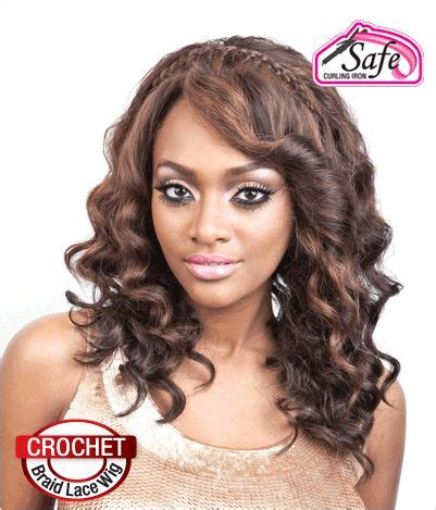 explore luxury wigs isis red carpet braided lace front wig becky final sale