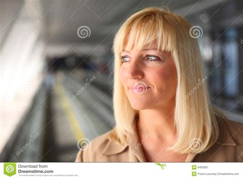 this pretty blond haired middle aged stock photo 86043952 pretty middleaged blonde stock image image of corporate