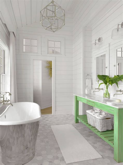 coastal cottage bathrooms inspirations on the horizon coastal beach house bathrooms