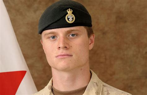 how was garrett when he died langley soldier one of four killed in afghanistan along