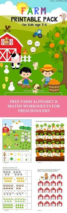 why use themes in kindergarten free printable farm animal masks that your kids will love