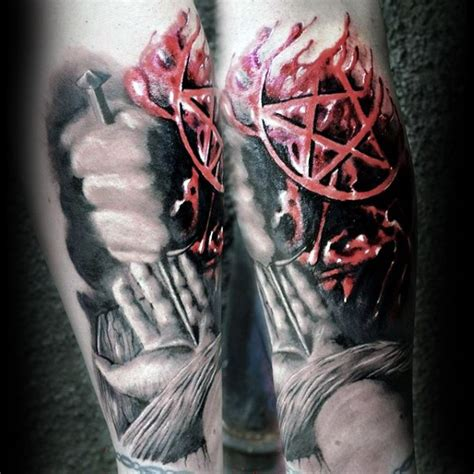 jesus nail tattoo great jesus pictures tattooimages biz