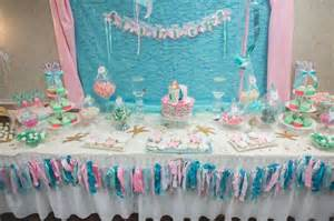 mermaid baby shower decorations 460