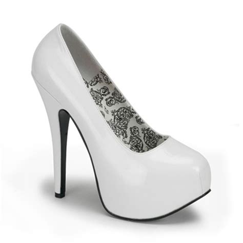 R A Shoes 06 bordello teeze 06 pin up platform pumps bordello shoes