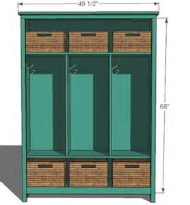 how to build garage storage lockers woodworking projects