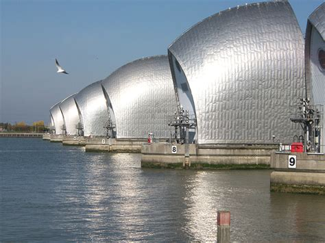 thames barrier rising sea levels detecting sea level rise acceleration to improve uk