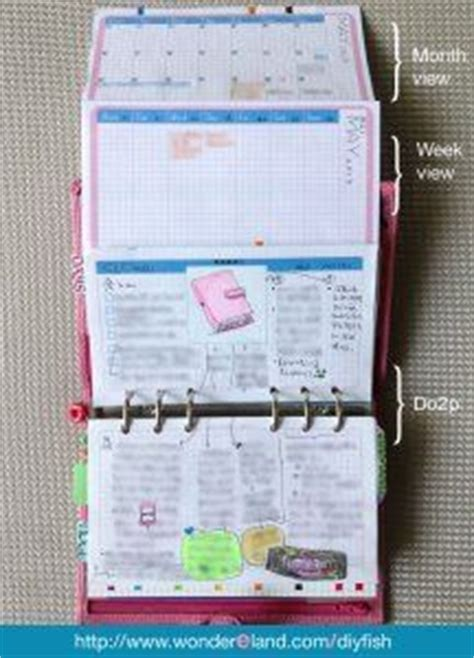 life mapping planner printable planner agenda inspiration on pinterest filofax daily