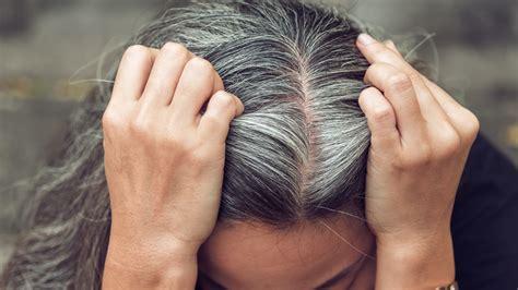 easy   maintenance ways  cover gray hair