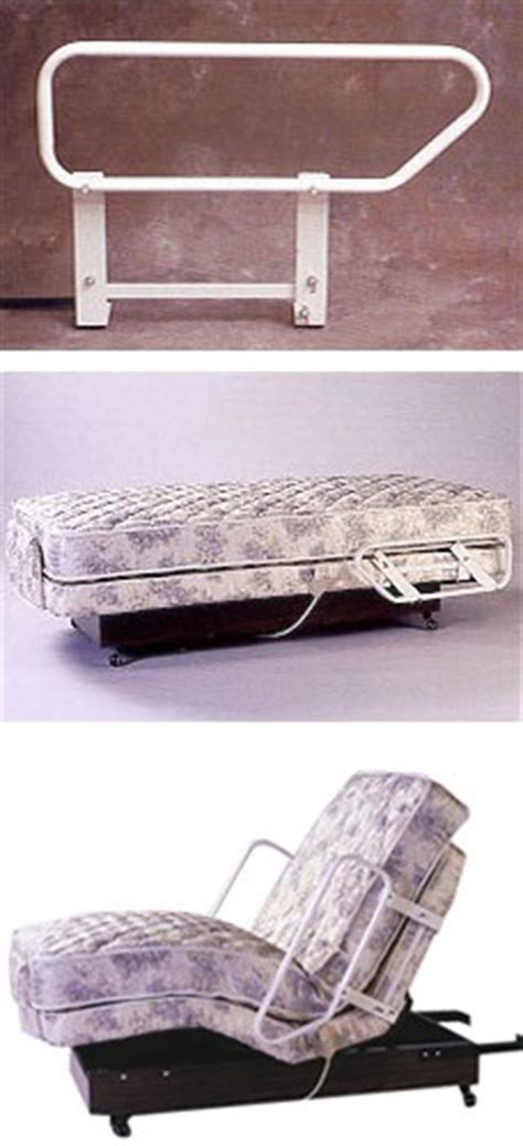 adjustable bed rails heavy duty bed rails for adjustable beds bed rails