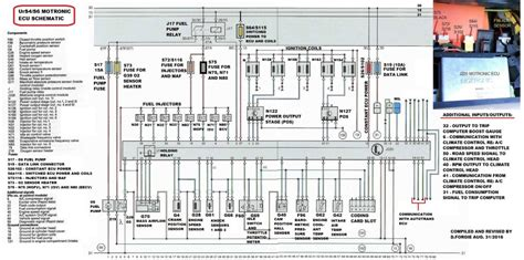 audi a4 b6 ecu wiring diagram wiring diagram with