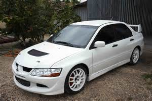 Mitsubishi For Sale Mitsubishi Lancer Evo 8 Gp N Lhd For Sale Rally Cars For