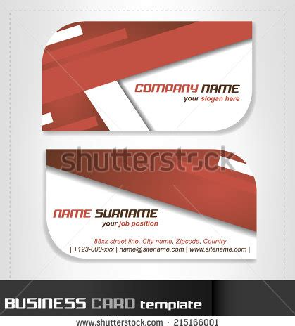 rounded business card template rounded business cards template vector free vector in