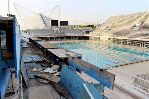 rio olympic venues now 24 abandoned olympic venues in the world that are the