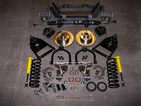 mustang 2 front end kit 1964 1970 ford mustang ii 2 front end suspension kit