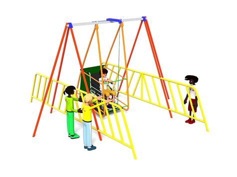 wheelchair swing wheelchair swing playground swings action play leisure