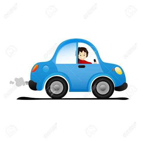 cars clip pollution clipart auto pencil and in color pollution
