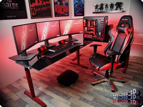 plain simple gaming computer desk nice for desktop and setup gamer mais 201 pico de todos