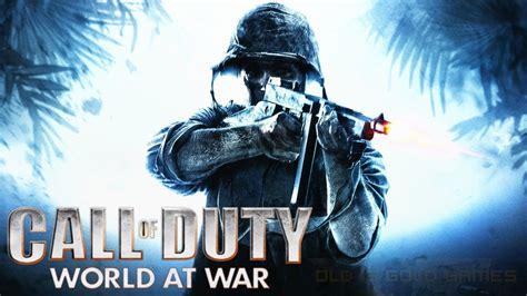 Call Of Duty World At War War 1928 call of duty world at war free