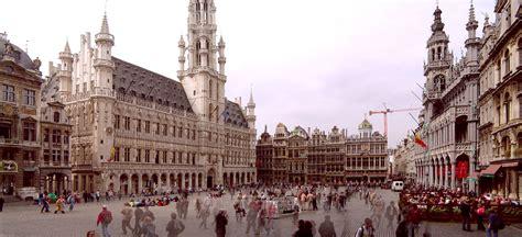 And The Place Mapa La Grand Place De Bruselas Brusselas Grand Place