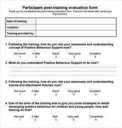 effectiveness evaluation form template evaluation form 17 free documents in