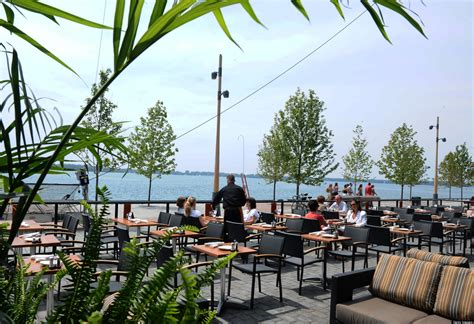 toronto s best patios 2013 where to go when you want to