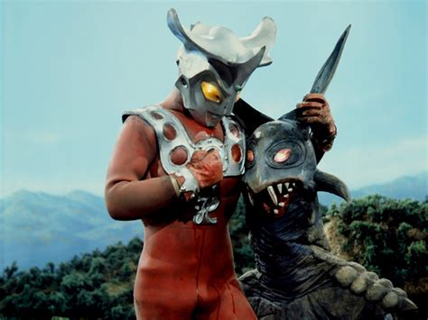 film ultraman leo behold ultra horror series i saw a goddess in the far