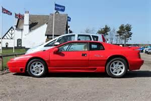 Lotus Esprit Turbo Se Club Lotus Donington 2013