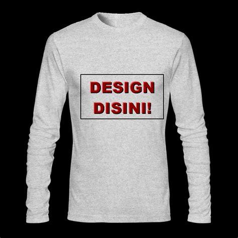 Baju Lengan Panjang by Baju Kaos Lengan Panjang Distro Bandung Produksi Kaos