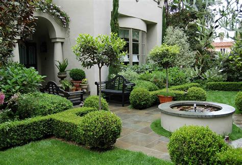Mediterranean Backyard Landscaping Ideas Environmental Concept Earth Friendly Landscapes Santa Mediterranean Luxury Gardens In