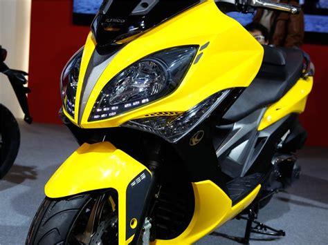 Kymco Xciting 400i Motorscooters Motor Forum