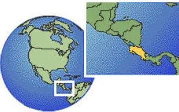 san jose honduras map costa rica home