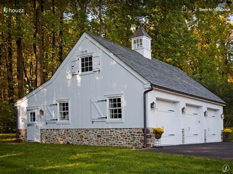 barn style garage plans barn style garage barn homes pinterest