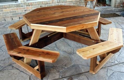 picnic bench plans free folding picnic table plans for best outdoor meals