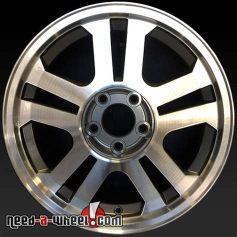 2005 mustang stock rims 17 quot ford mustang wheels oem 2005 machined stock rims 3590