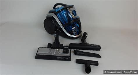 rowenta silence multi cyclonic ro8341ea test prix et fiche technique aspirateur les