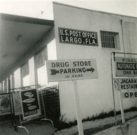 Largo Post Office by Photo Gallery