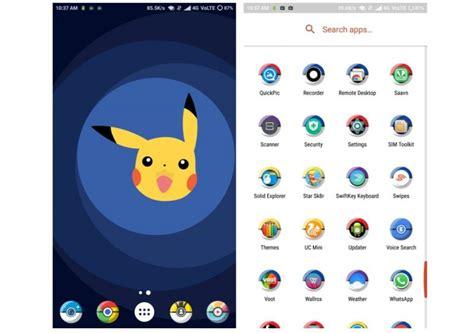 nova launcher themes pokemon 12 nova launcher themes free setup and icon packs 2018
