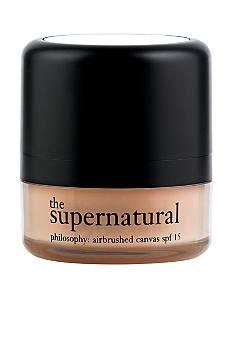 Philosophy The Supernatural Supernatural Airbrushed Canvas Spf 15 by Philosophy Supernatural Airbrushed Canvas Powder