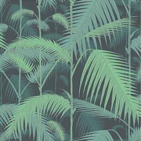 black and white jungle wallpaper green and black palm jungle wallpaper